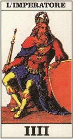 La quarta carta degli Arcani Maggiori: l'Imperatore