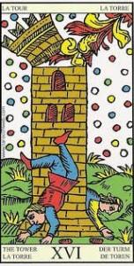La Torre degli Arcani Maggiori dei Tarocchi